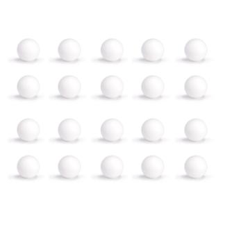 Balles blanches classiques